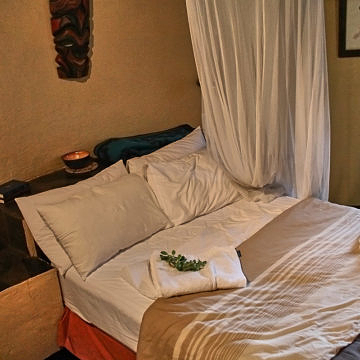 Foto: Zimmer in der Timbavati Safari Lodge