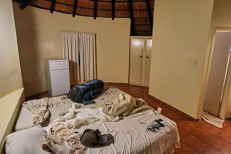 Foto: Zimmer im Restcamp im Kruger National Park