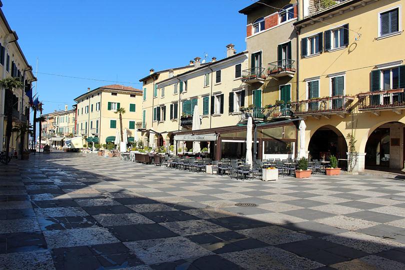 Foto: Piazza Vittorio Emanuele, 2016