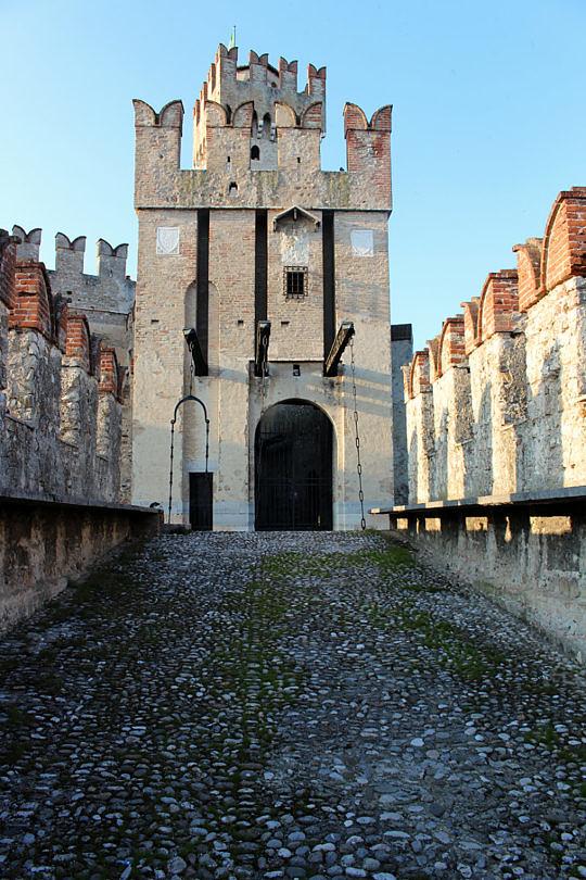 Foto: Castello Scaligero, 2016