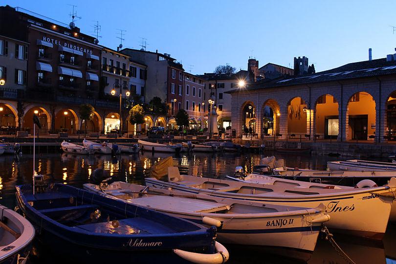 Foto: Porto Vecchio am Abend, 2016